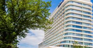 Neues großes Radisson-Blu-Hotel in Swinemünde