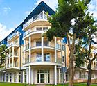 Hotel Baltic Spa im Seebad Swinemünde