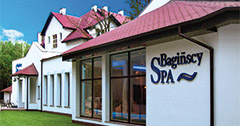 Teilansicht Hotel Baginscy Spa