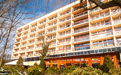 Hotel Ikar Centrum Kołobrzeg Kolberg