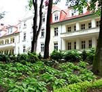 Haus 1 des Hotels Kaisers Garten
