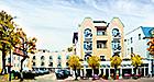 Vorderansicht Hotel Atol