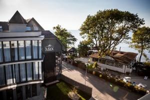 Kurhaus Max in Ustronie Morskie