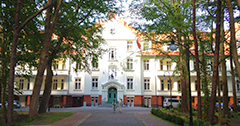 Hotel Kaisers Garten I · Cesarskie Ogrody