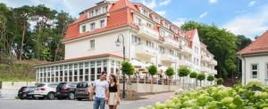 Haus 2 des Hotels Kaisergarten