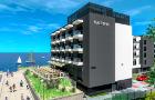 Das neue Hotel Baltivia in Mielno befindet sich direkt am Ostseestrand