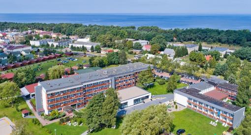 Kurhaus Bryza in Dźwirzyno